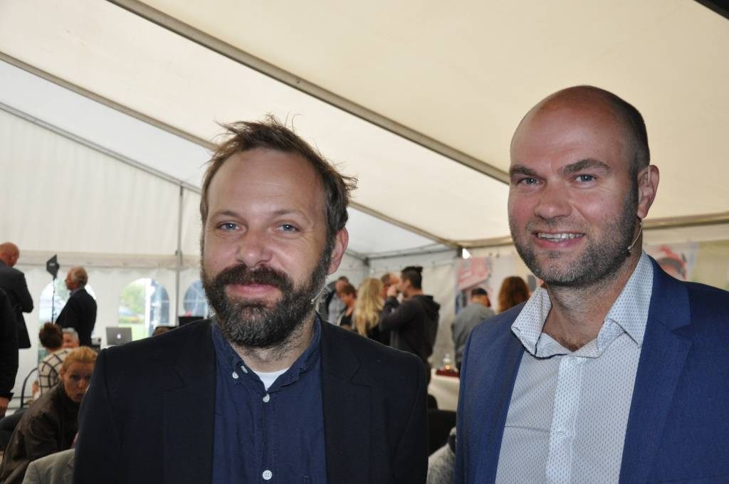 Sveinung Jørgensen og Lars Jacob Pedersen