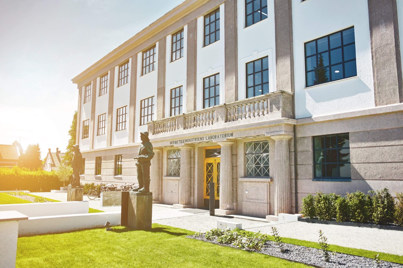 En av Grønn bys nye partnere, Base Property, fikk i 2017 Cityprisen for rehabiliteringen av Hermetikklaboratoriet.
